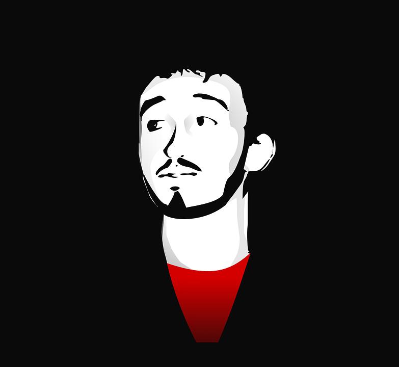 Adam Yüz Kişi Pixabayda ücretsiz Vektör Grafik