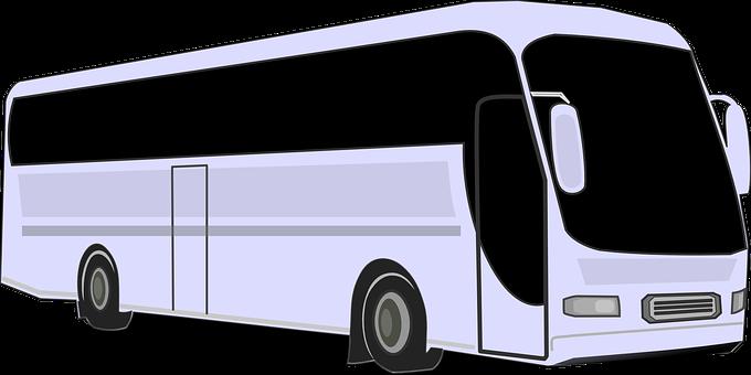 Autobus Vektorova Grafika Pixabay Stahnete Si Obrazky Zdarma