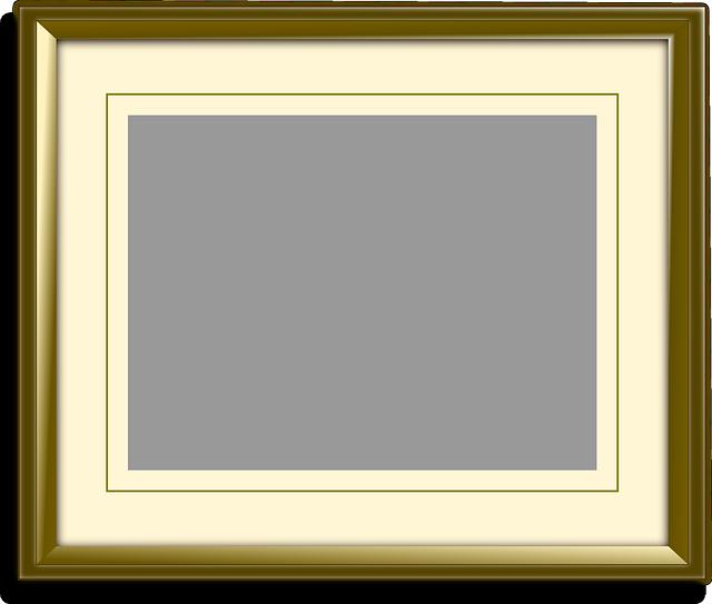 Free vector graphic: Picture Frame, Frame, Golden - Free Image on ... Vintage Camera Backgrounds
