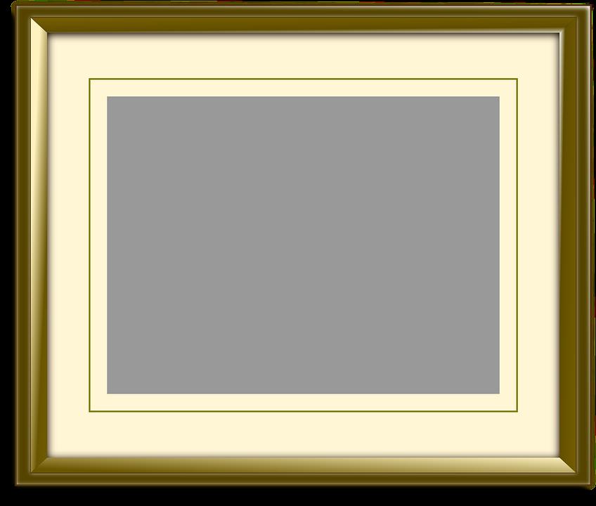 Bilderrahmen Rahmen · Kostenlose Vektorgrafik auf Pixabay