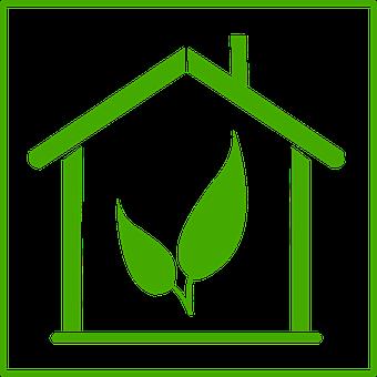 Maison, L'Écologie, Vert, Accueil