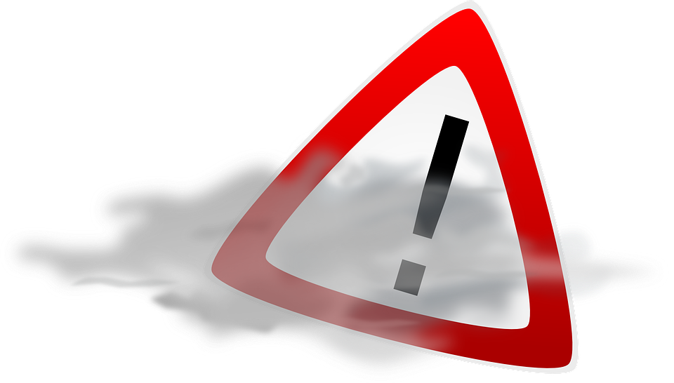 kostenlose vektorgrafik alarm  nebel  warnung  wetter rose clipart black and white rose clip art images