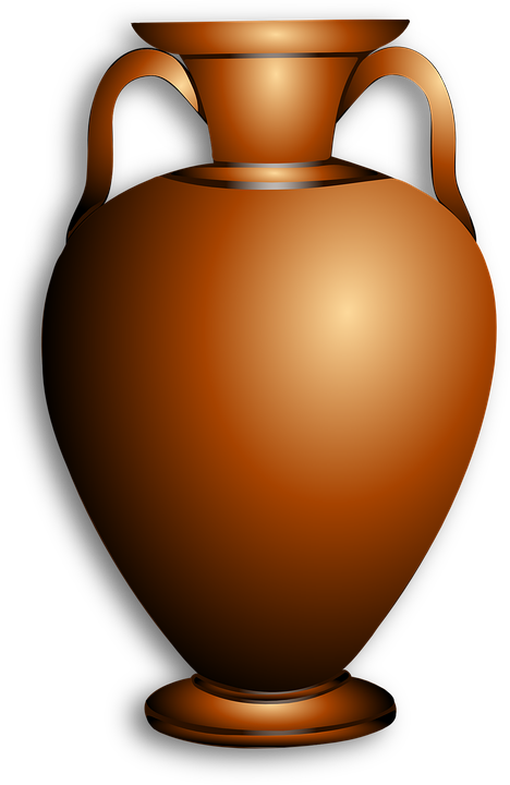 Free Vector Graphic Amphora Brown Greek Antique Free