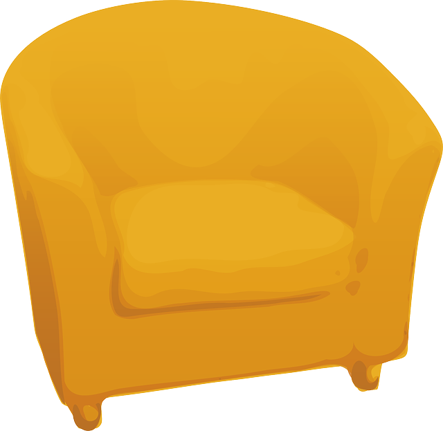 cartoon sofa chair. Cartoon Sofa Chair -