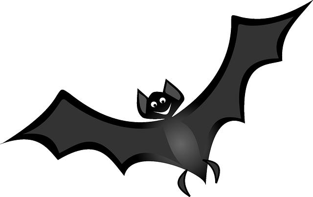 image vectorielle gratuite chauve souris halloween. Black Bedroom Furniture Sets. Home Design Ideas