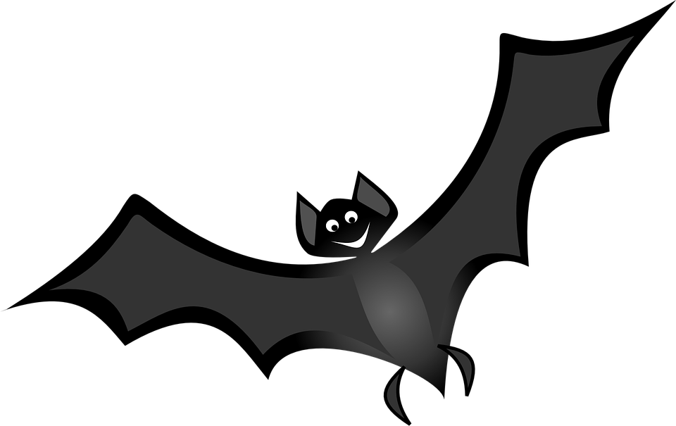 Bat Vector Graphics · Pixabay · Download Free Images
