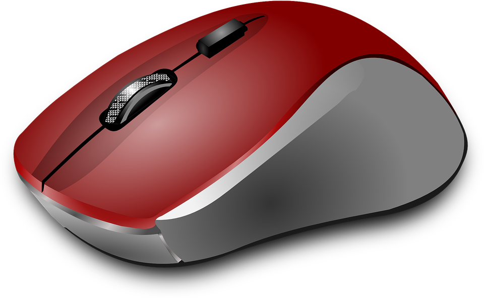 Mouse Computer Hardware · Free Vector Graphic On Pixabay