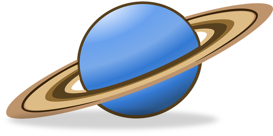 Planet Saturn Space · Free vector graphic on Pixabay