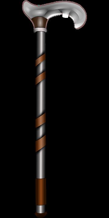 Free Vector Graphic Walking Stick Stick Walking Free