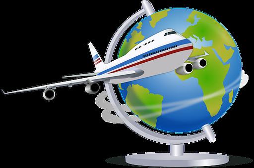 ボーイング, 747, 旅客機, 飛行機, 航空機, Tourim, 旅行