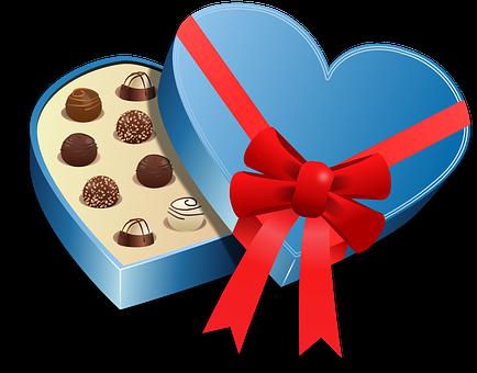 チョコレート, 食品, バレンタイン, チョコレートボックス, ギフト, 本