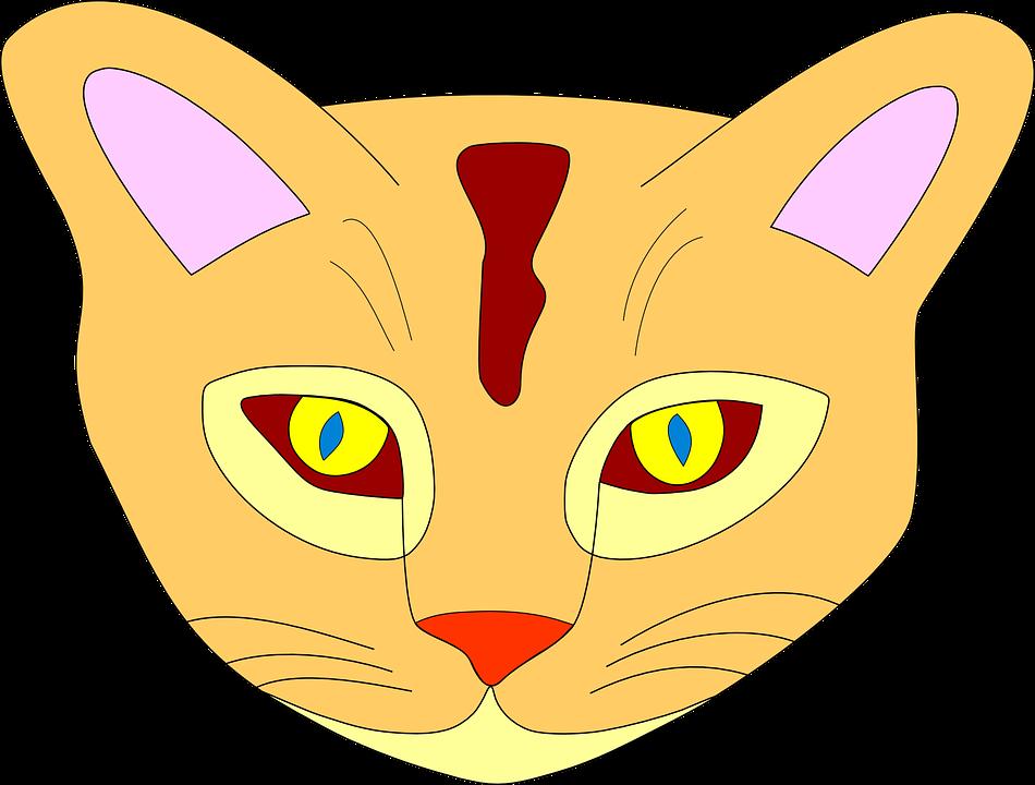 Download 87+  Gambar Wajah Kucing Kartun Paling Baru HD