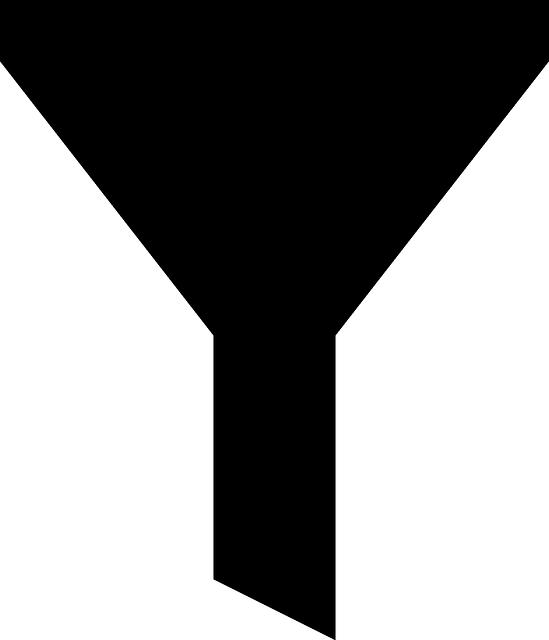 funnel black filter free vector graphic on pixabay. Black Bedroom Furniture Sets. Home Design Ideas