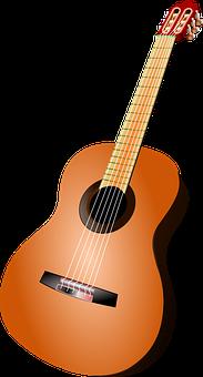 Guitare Classique Instrument Musique Chans