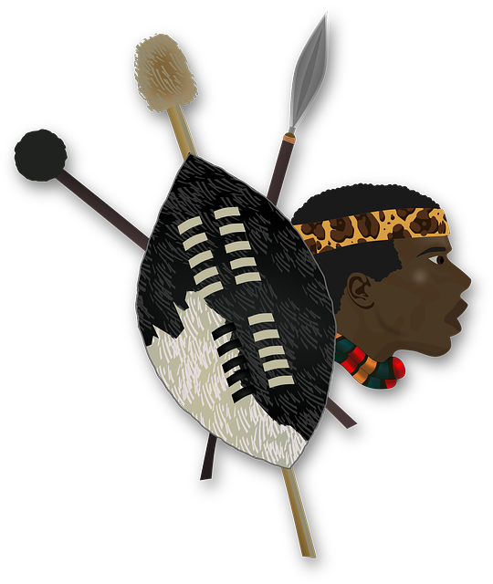 Free Vector Graphic: Folklore, Shield, Africa, African