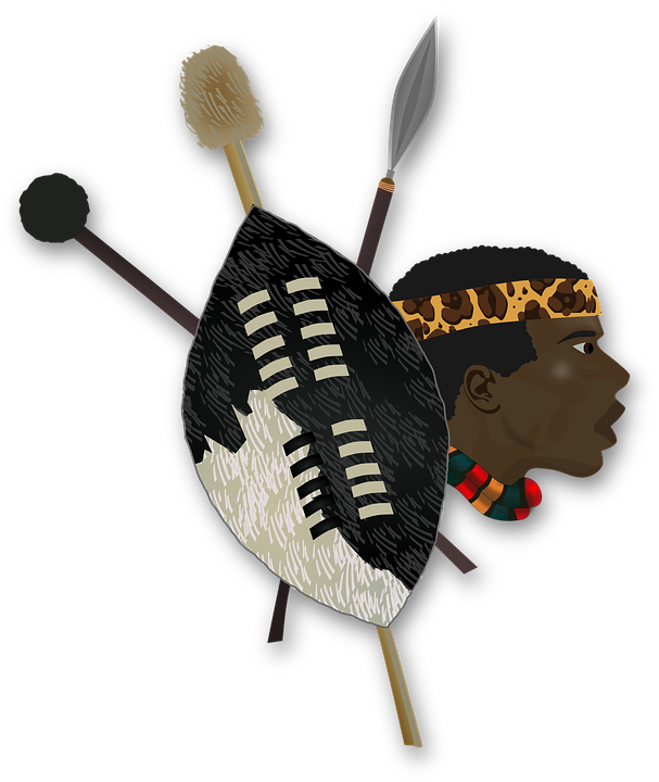 Folklore Shield Africa - Free vector graphic on Pixabay