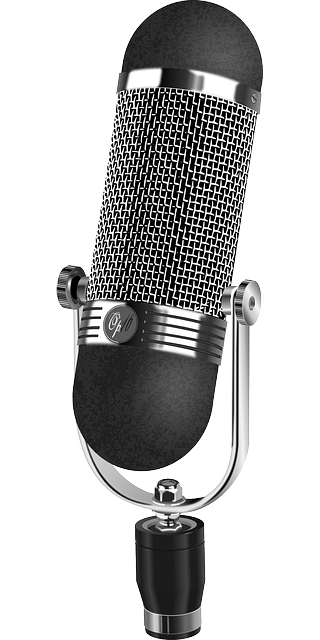 Microphone Audio Music · Free vector graphic on Pixabay