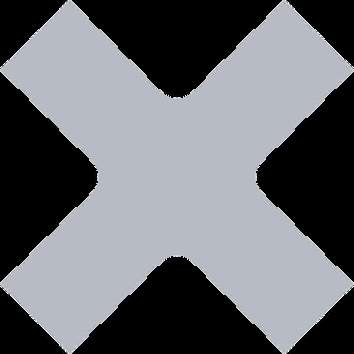 kostenlose vektorgrafik kreuz grau verboten kostenloses bild auf pixabay 159808. Black Bedroom Furniture Sets. Home Design Ideas