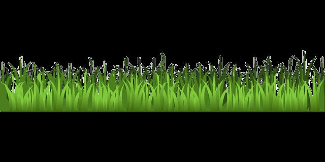 Grass Element Png Clipart Picture: Gambar Vektor Gratis: Rumput, Padang Rumput, Hijau
