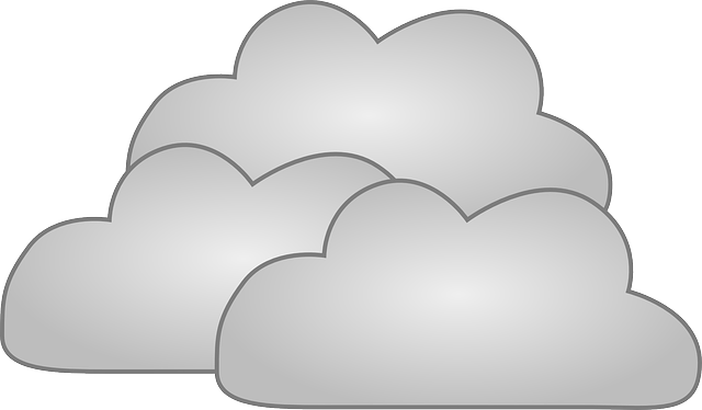 free vector graphic clouds weather rainy   free image