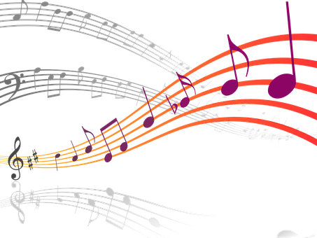 Music Notes Clef Sound Music Music Mu