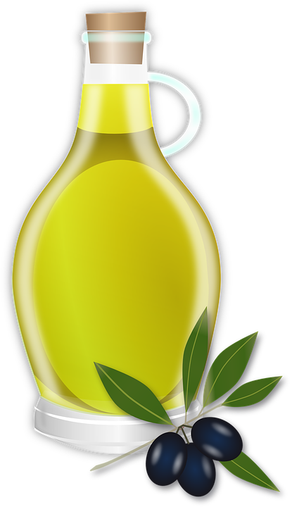 Huile, Huile D'Olive, Grecque, Italien, Olive, Jaune
