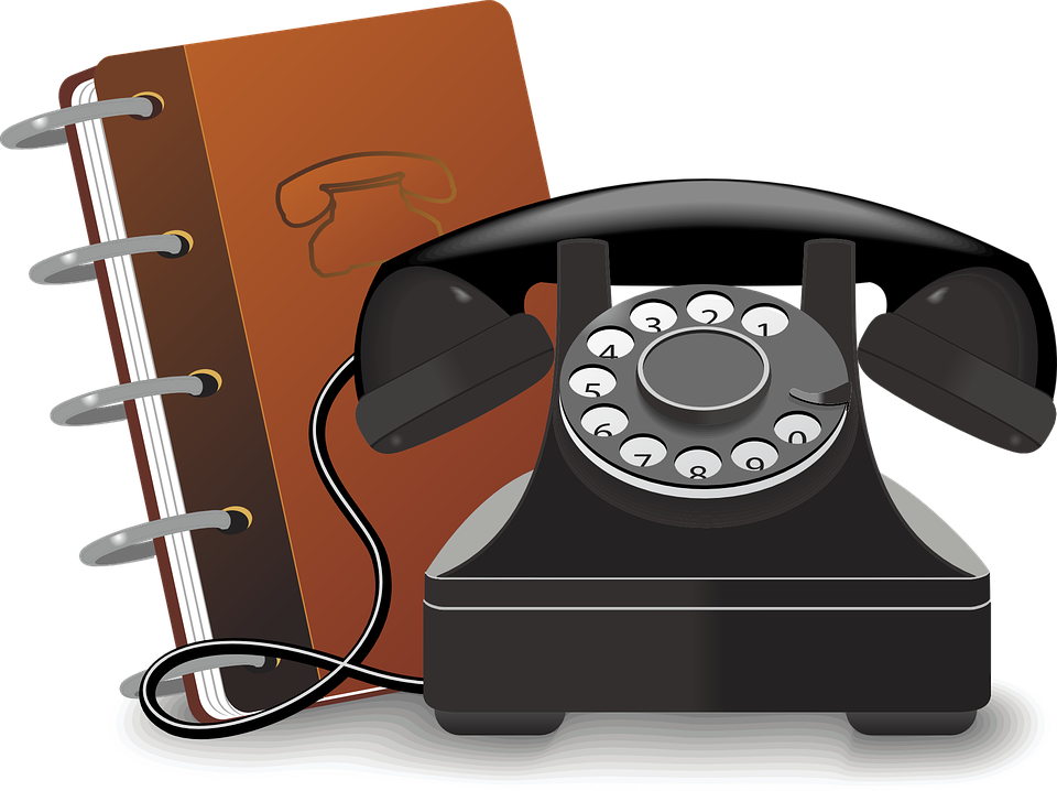 Book, Phone, Telephone, Communication, Old, Addresses