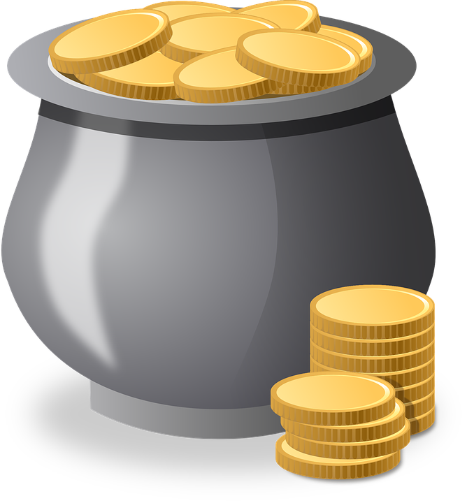 coins gold money free vector graphic on pixabay