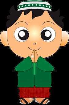 Download Gratis 1 000 Gambar Kartun Muslimah Islam Pixabay