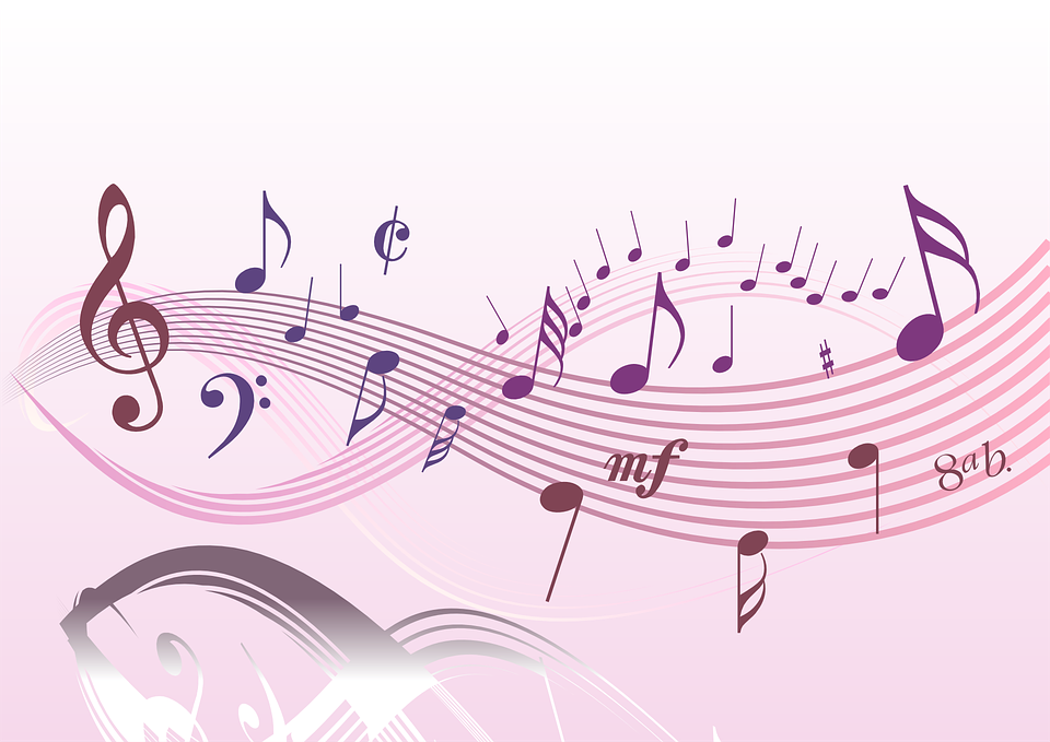 Music Notes 183 Free Vector Graphic On Pixabay