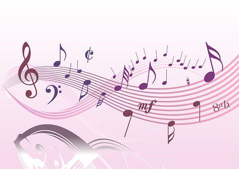 Music Notes Clef Music Music Music Mu
