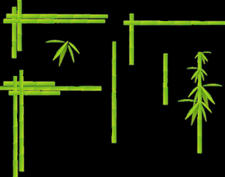 bambu sudut rumput gambar vektor gratis di pixabay bambu sudut rumput gambar vektor