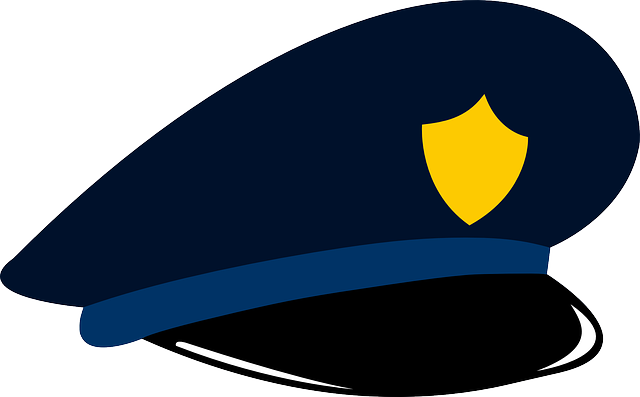 Police Hat · Free Vector Graphic On Pixabay