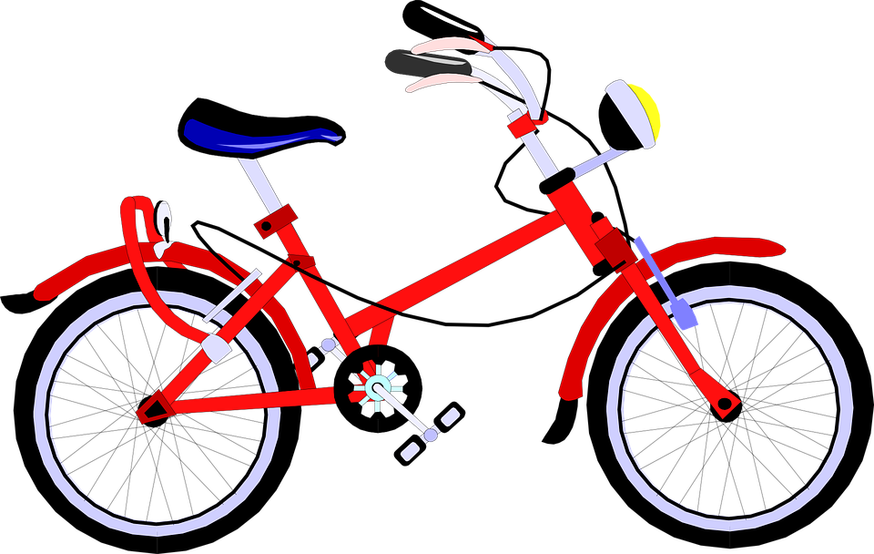 Bike Bicycle Wheels  Free Vector Graphic On Pixabay