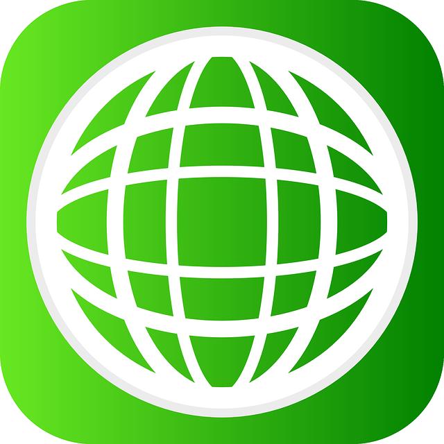 Globe Web Www · Free vector graphic on Pixabay