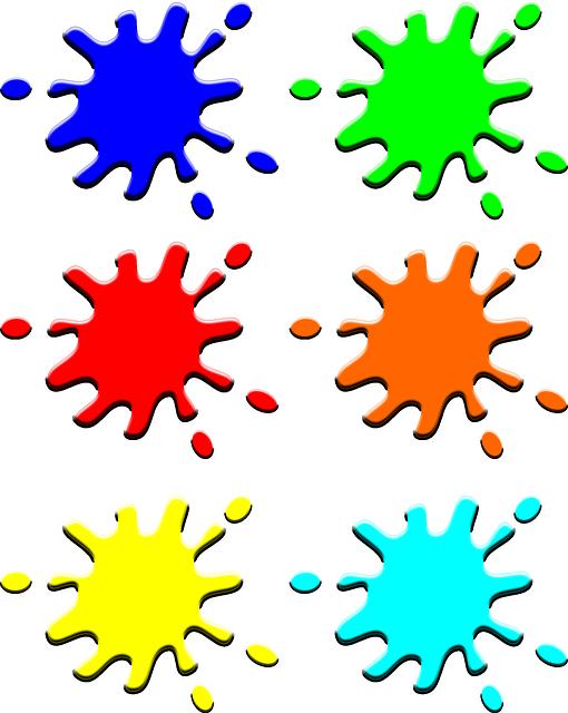 Manchas Blobs Colores · Gráficos vectoriales gratis en Pixabay