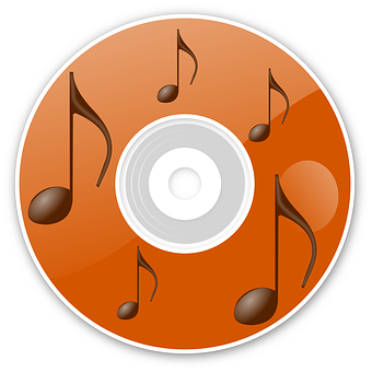 Music Song Cd Disc Sound Note
