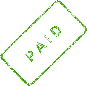 Paid, Business, Document, File, Filing