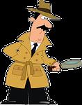 inspector, man, detective