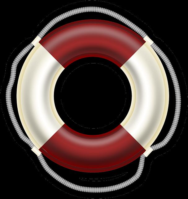 Free vector graphic: Lifebelt, Lifesaver, Boat, Help ...
