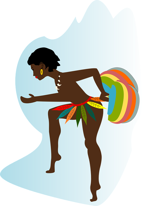 african girl woman free vector graphic on pixabay rh pixabay com Dance Clip Art Black Book Clip Art