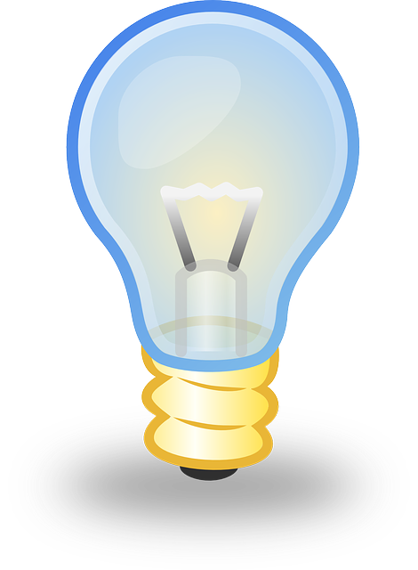Bulb Light Lamp · Free vector graphic on Pixabay