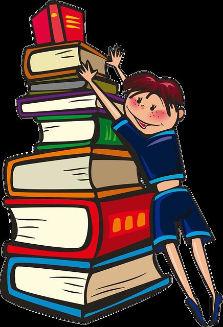 girl books school  u00b7 free vector graphic on pixabay