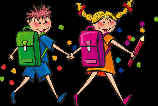 Dla Dzieci, Studentów, Powrót Do Szkoły