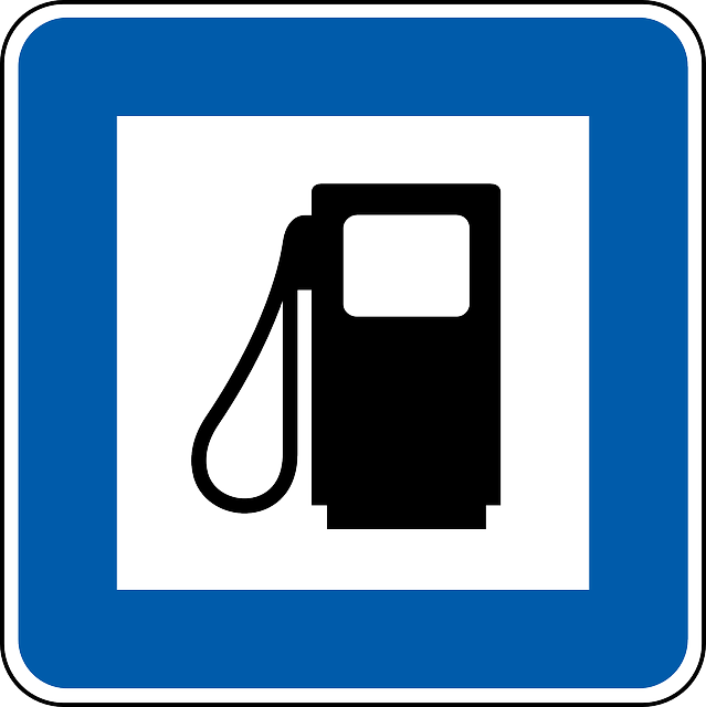 free vector graphic fuel pump sign petrol station free image on pixabay