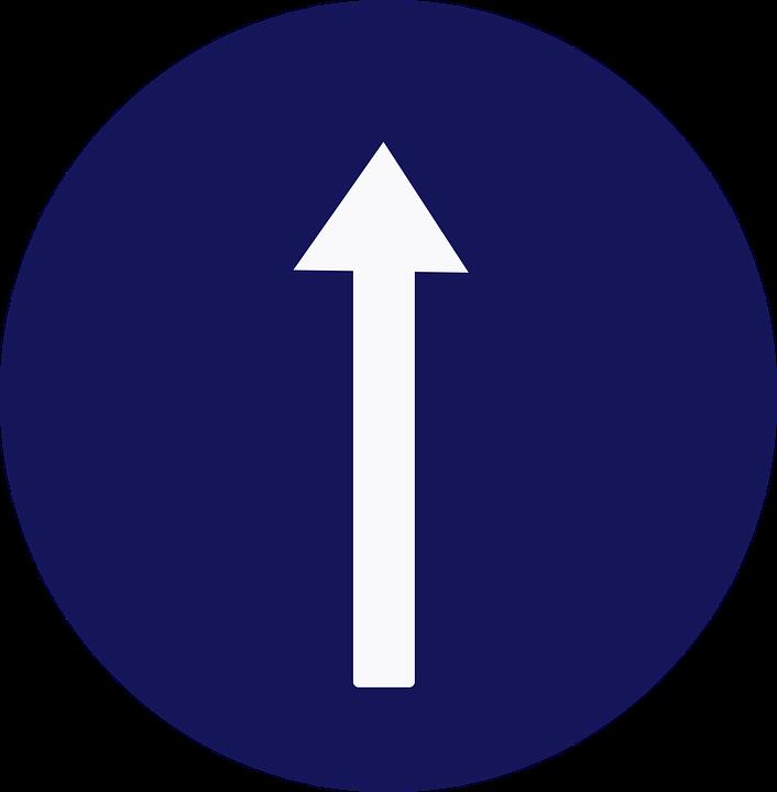 Знак вверх картинка