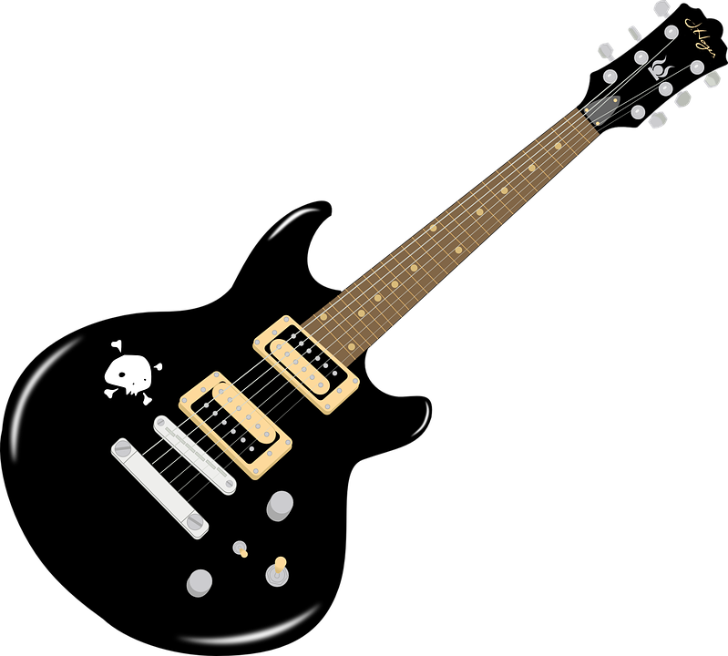 music guitar rock free vector graphic on pixabay rh pixabay com victor guitar amp victor guitars denver colorado