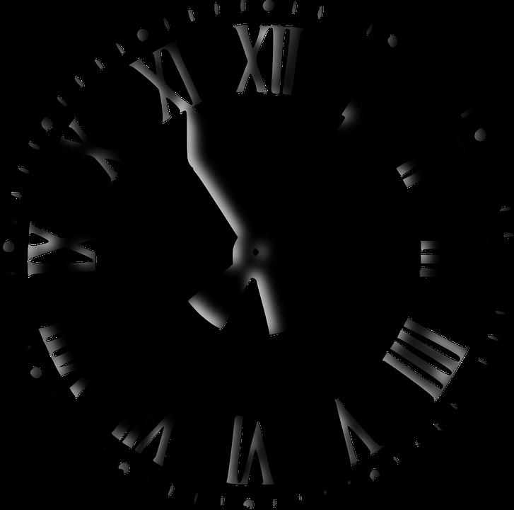uhr zeit analoge analog kostenlose vektorgrafik auf pixabay. Black Bedroom Furniture Sets. Home Design Ideas