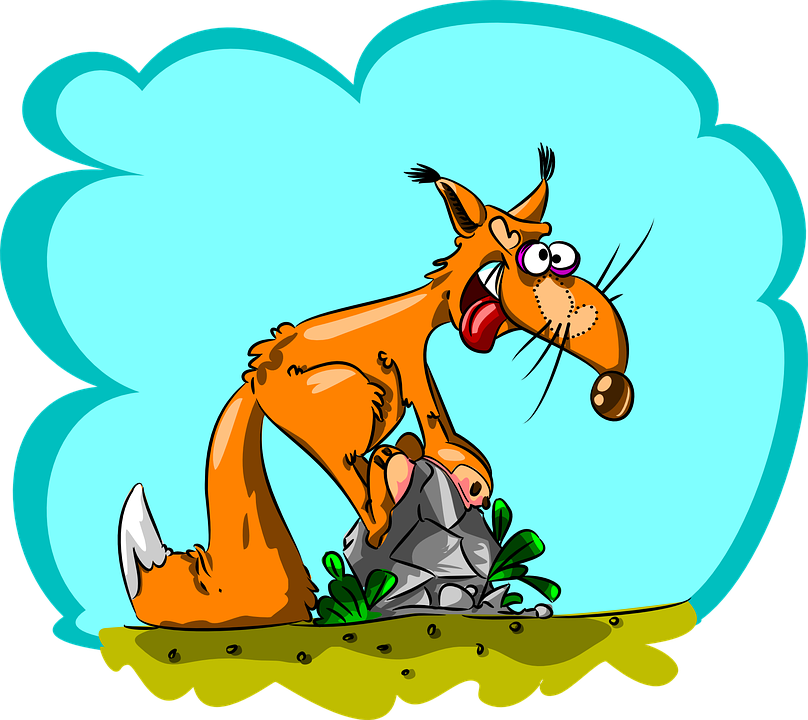 Fox Hot Crazy Free Vector Graphic On Pixabay