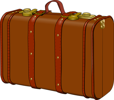 Suitcase, Old, Travel, Traveler, Pack